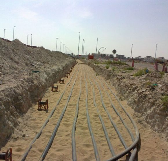 Equipping of Existing Substations and LV Distribution Network Expansion/Reinforcement Work in Eastern Region